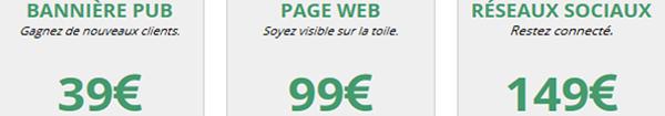 Actualités Rambouillet - Votre Publicité sur Ramboliweb 39€ HT