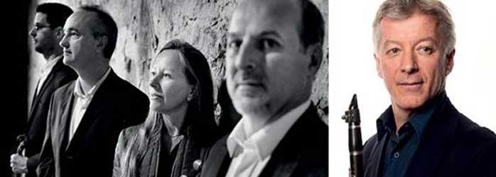Actualités Rambouillet - Concert Quatuor Ludwig & Rémi Lerner à l'Église Sainte-Monégonde à Orphin