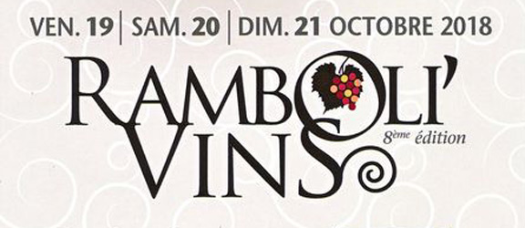 Actualités Rambouillet - La 8ème édition du Ramboli'Vins, salon des vignerons et de la gastronomie, à Rambouillet