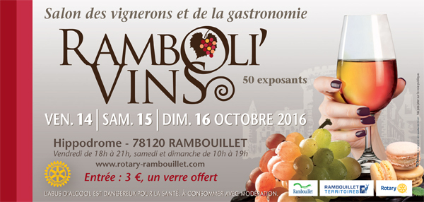 le 6 me ramboli 39 vins rambouillet salon des vignerons et de la gastronomie. Black Bedroom Furniture Sets. Home Design Ideas