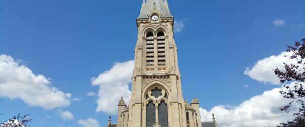 Visite commentée de l'église Saint-Lubin de Rambouillet et de ses vitraux