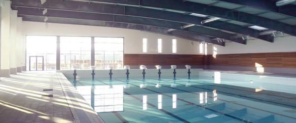 Actualités Rambouillet - Les travaux de réhabilitation de la piscine des Fontaines à Rambouillet
