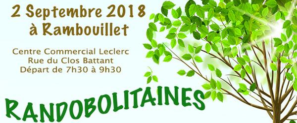 Actualités Rambouillet - Les Randobolitaines se dérouleront le dimanche 2 septembre 2018
