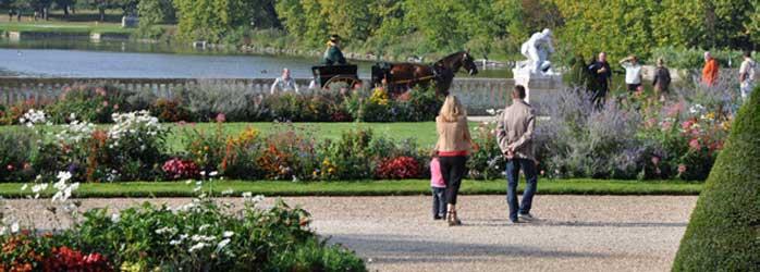 Actualités Rambouillet - En juin, le patrimoine se met au vert à Rambouillet !