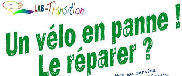 Actualités Rambouillet - Un vélo en panne! Le réparer? C'est possible avec Lab-Transition au Perray-en-Yvelines en août