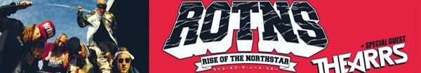 Actualités Rambouillet - Rise of the Northstar + The Arrs à l' Usine à Chapeaux