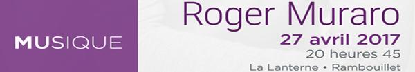 Actualités Rambouillet - Le pianiste Roger Muraro sera en concert à La Lanterne