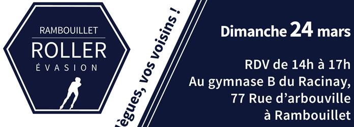Actualités Rambouillet - Journée porte ouverte au Club Rambouillet Roller Evasion