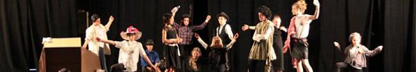 Actualités Rambouillet - Les ateliers d'apprentissage des arts de la scène à Rambouillet