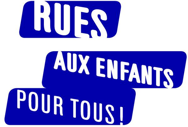 Rues aux enfants, rues pour tous à Rambouillet