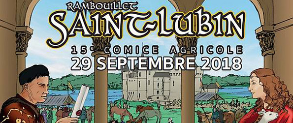 Actualités Rambouillet - La Saint Lubin à Rambouillet, les 15èmes Comices agricoles, le samedi 29 septembre 2018