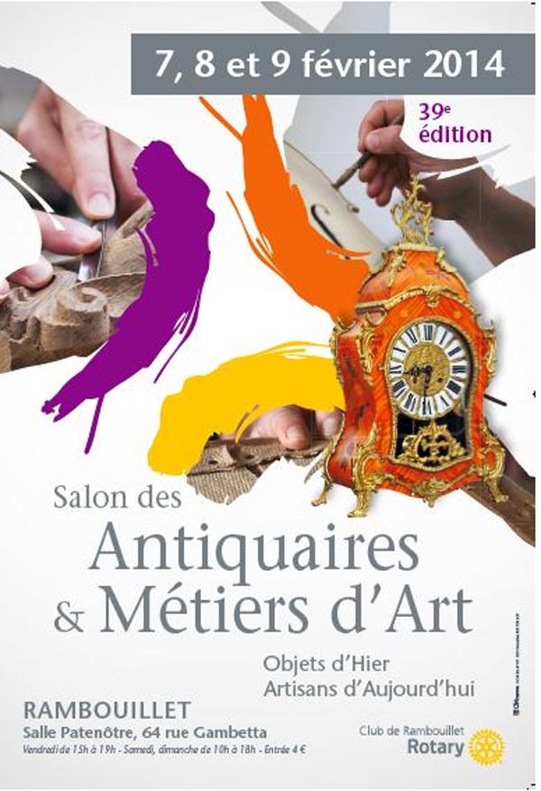 Salon des antiquaires et m tiers d 39 art 2014 for Salon des antiquaires