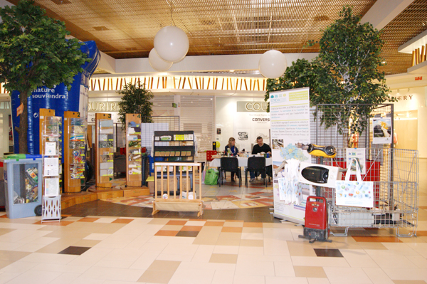 Salon du dveloppement durable carrefour bel air rambouillet for Salon rambouillet