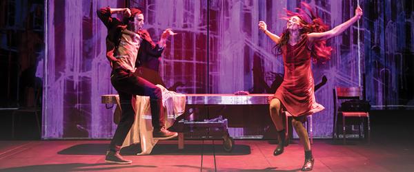 Actualités Rambouillet - Stage avec Mute 'n' Play, du conte au théâtre, salle Saint Hubert à Rambouillet