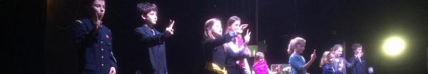 Stage de théâtre pour les jeunes de 9 à 13 ans à Rambouillet