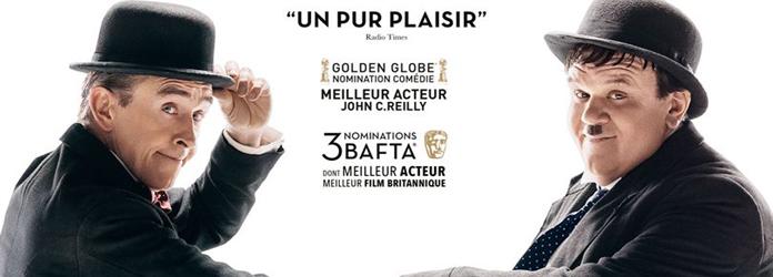 Actualités Rambouillet - Le film Stan et Ollie en salle au cinéma Vox à Rambouillet