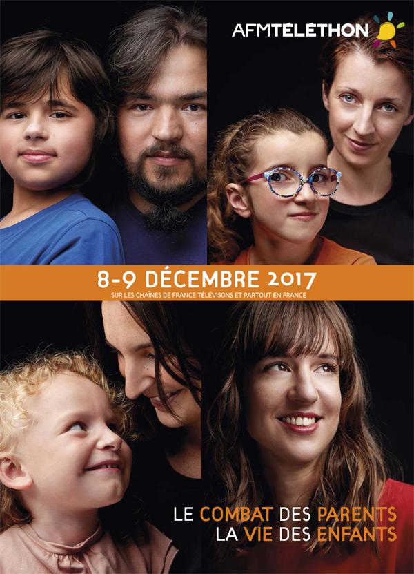 Rendez-vous les 8 et 9 décembre pour le Téléthon 2017 à Rambouillet