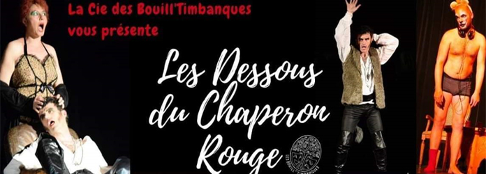 Actualités Rambouillet - La compagnie rambolitaine les Bouill'Timbanques à Rambouillet vous présente au Nickel ...