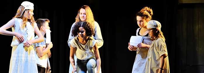 Actualités Rambouillet - Théâtre au Nickel à Rambouillet : sur les planches