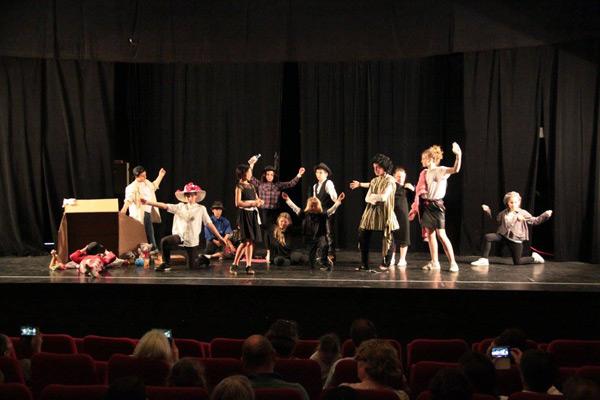 Les ateliers d'apprentissage des arts de la scène à Rambouillet