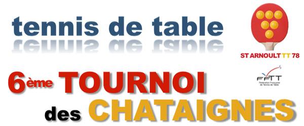 Actualités Rambouillet - Le 6ème Tournois des Châtaignes à Saint-Arnoult-en-Yvelines