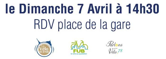 Actualités Rambouillet - Tous à vélo à la gare de Rambouillet !