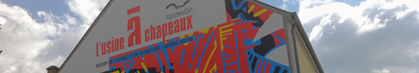 Actualités Rambouillet - Le programme de la MJC/CS Usine à Chapeaux fin avril - début mai 2017