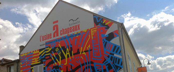 Actualités Rambouillet - La MJC/CS Usine à Chapeaux à Rambouillet vous propose en avril 2019