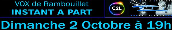 Actualités Rambouillet - Instant à Part au cinéma Vox à Rambouillet : Yogananda