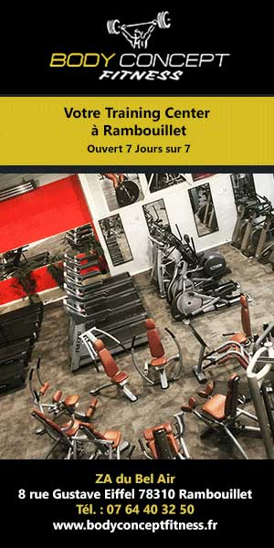 Body Concept Fitness - rambouillet - proche rambouillet
