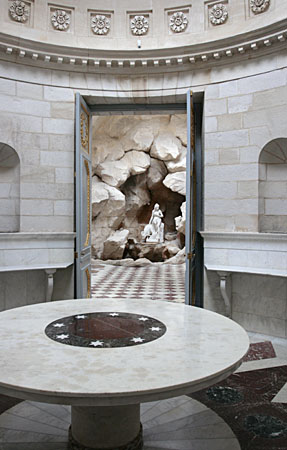 Restauration marbre blanc