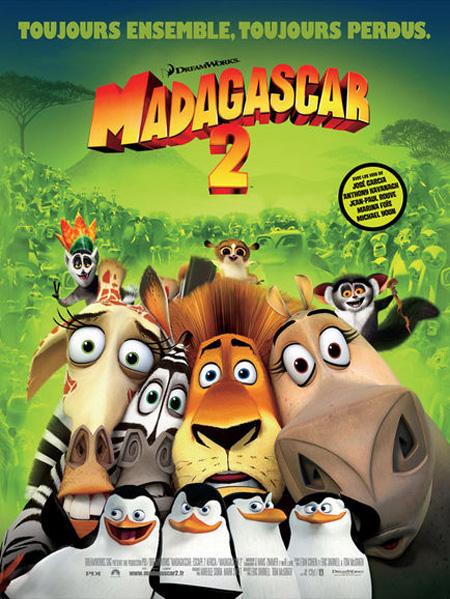 Madagascar Madagascar2