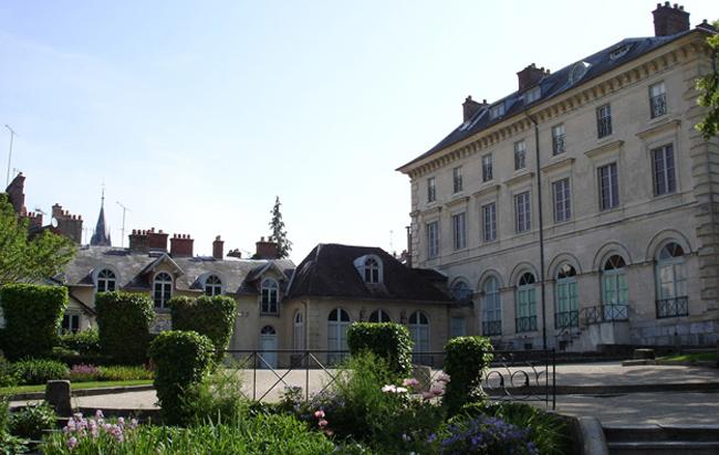 Journes europennes du patrimoine rambouillet for Jardin anglais rambouillet