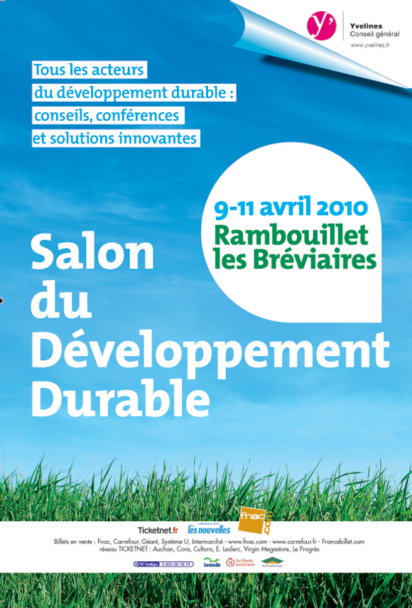 3 salons du 9 au 11 avril 2010 - Salon developpement durable ...
