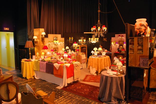 Le 36ème Salon des antiquaires de Rambouillet avril 2011